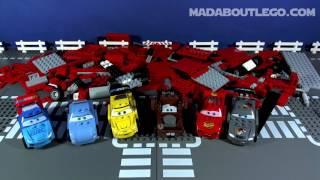 LEGO Disney CARS Films Races Movie Mashup