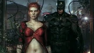 Tasia Valenza's video game and Animation with Poison Ivy/Arkham Knight