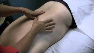 Intercostal Muscles Massage Techniques (Deep Tissue & Relaxing)