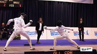 Scherma: Grand Prix Kinder+Sport 2017/18
