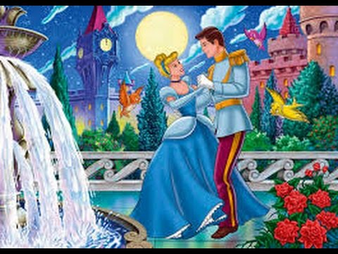 Once Upon a Time Series - Cinderella - Charles Perrault