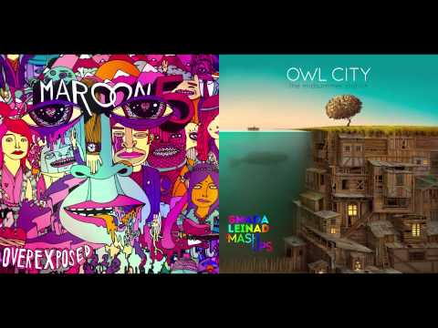 Maroon 5 vs. Owl City - Take The Daylight Away