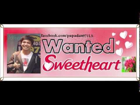 Wanted Sweetheart July 30 2015