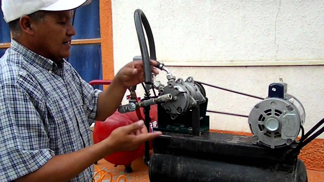 fabricar maquina vacio: