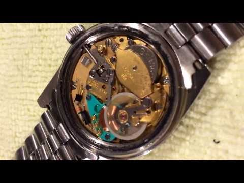 Tissot PR516 Electronic Movement