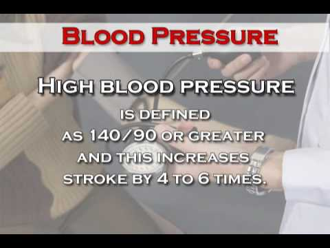 Reduce Your Stroke Risk (Health Tip)