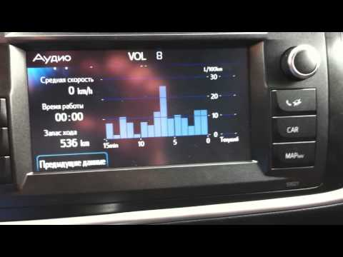 Toyota touch & Go Обзор