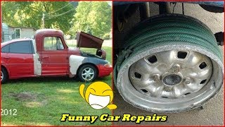 Worst Mechanical Engineering Fails   Funny Car Repairs
