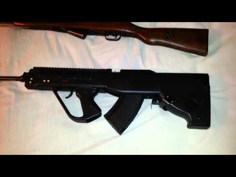 SG Works SKS Bullpup Stock Kit