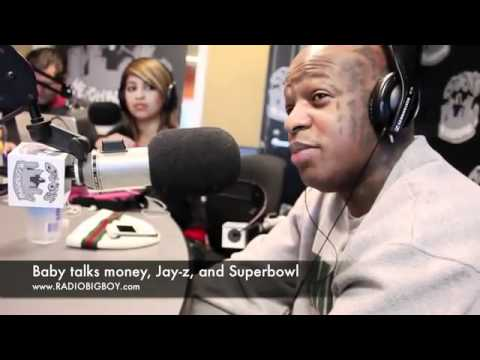 Birdman On Receiving His Biggest Check $100 Million!