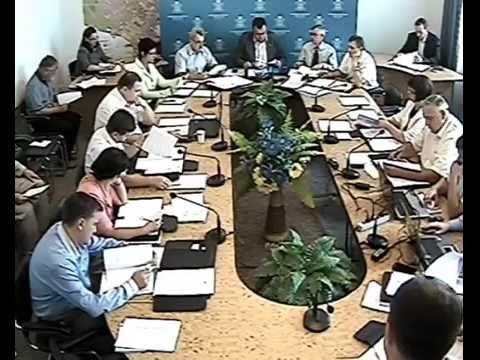 Засідання виконавчого комітету Чернівецької міської ради 22.08.2014