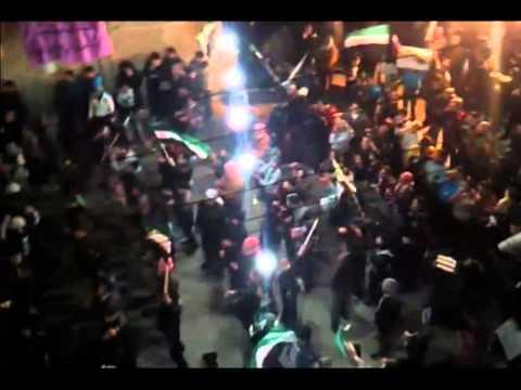 حماة - قاشوش عاد من جديد - ذكرى مجزرة حماة 2-2-2012