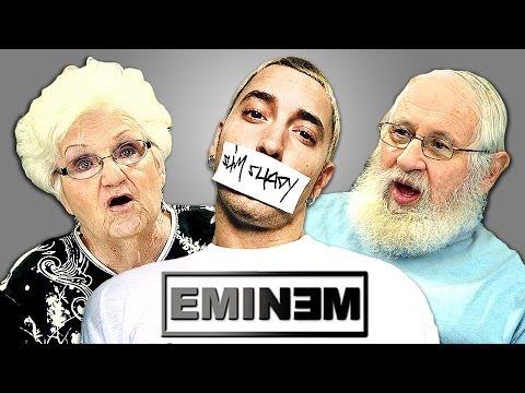 ELDERS REACT TO EMINEM