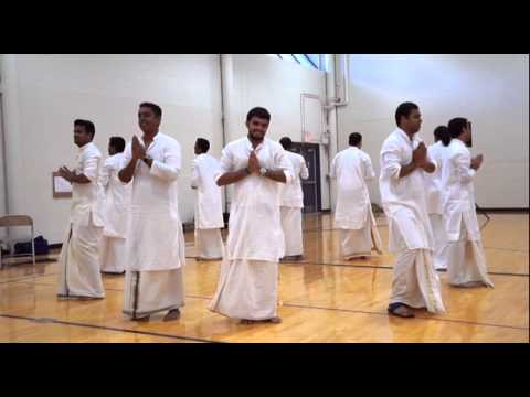 Oppana, Margamkali And Thiruvathira By Boys video