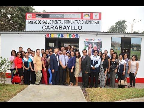 Embajada americana y entes apuestan por la salud mental en Carabayllo