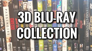 My 3D Blu-ray Collection | Is 3D a Dying Format?