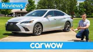 New Lexus ES 2019 review – could this be an E-Class beater?