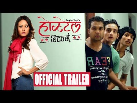 Hostel Returns || Official Trailer || Nepali Movie || Full Hd video
