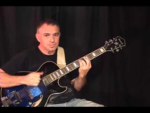 Hall and Oates, One on One, solo jazz fingerstyle guitar by Jake Reichbart, bonus DVD lesson excerpt