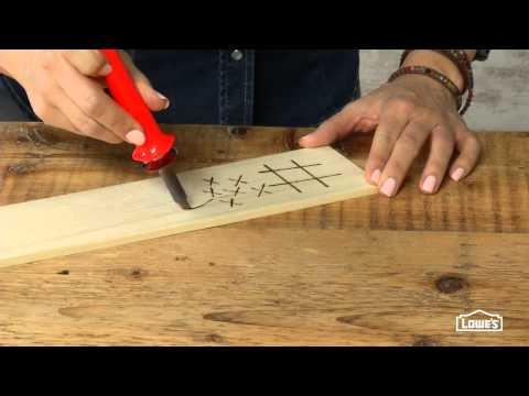 How To Wood Burn