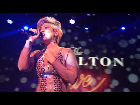 Try (Pink Cover) Tessanne Chin Concert - Washington, DC