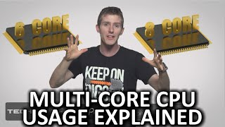 How Do CPUs Use Multiple Cores?