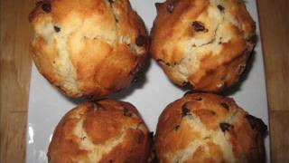 GATEAU FACON MUFFIN AU CHOCOLAT FACILE