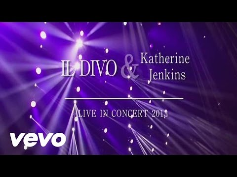 Il Divo & Katherine Jenkins - On Tour (Behind The Scenes)