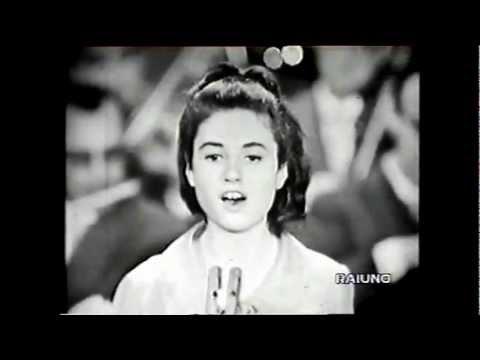 Gigliola Cinquetti, NON HO L'ETÀ Winner Sanremo 1964 (uncut victory presentation)