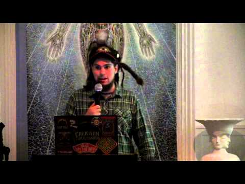 Chris Dyer speech at COSM