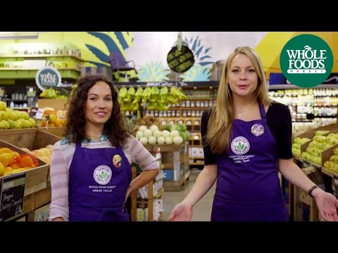 Healthy Eating - The Four Pillars l Health Starts Here l Whole Foods Market