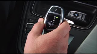 Electronic Gear Shift Operation | BMW Genius How-To