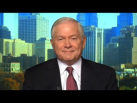 Ex-Defense Sec'y Robert Gates on U.S. military response to ISIS