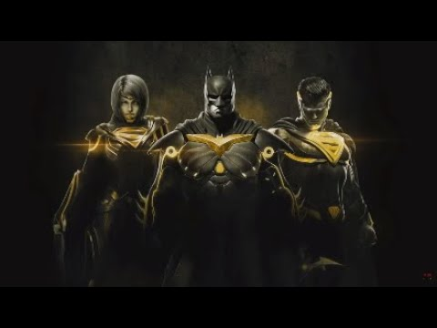 Injustice 2 mejores choques LEGENDARY EDITION