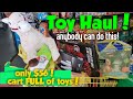 Epic Toy Haul! Under $60! Christmas 2018 Shopping Dollar General