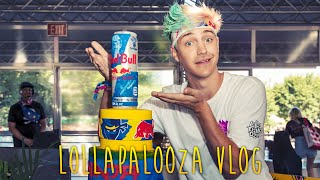 Ninja Takes Over Lollapalooza! - Vlog