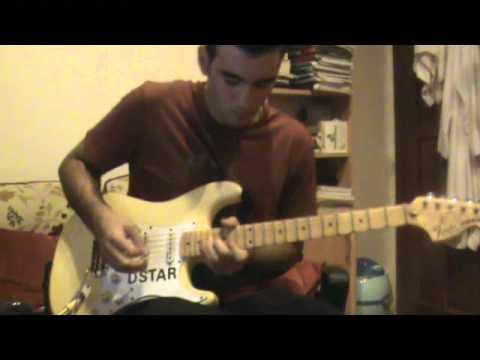 Deniz Demiröz Gitar Solo Yarışması -Kazanan- Deniz Yıldız