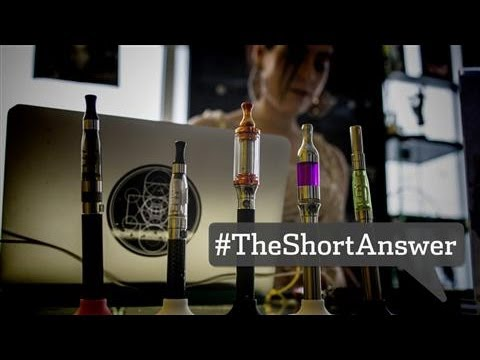 E-Cigarettes Becoming Regulated By FDA, Explained