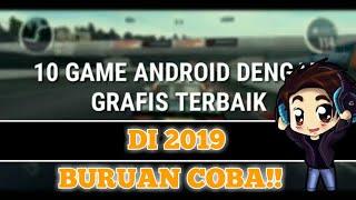 10 GAMES ANDROID TERBAIK ONLINE DAN OFLINE NOMOR 2 GRAFIKNYA MANTAB #2019