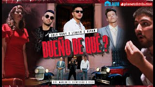 Download lagu JULY ROBY ❌ LENIER ❌ DIVAN - Dueño De Que? [ Video]