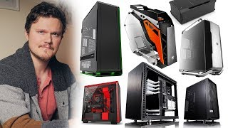 Top PC Cases of 2017!