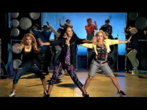 Fuego (Buena Calidad) - Adrienne Bailon, Sabrina Bryan & Kiely Williams