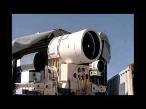 Navy laser weapon with 'video game like controller' set to deploy HQ