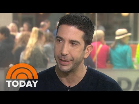 David Schwimmer Talks About 'Feed The Beast,' 'People V. O.J.' | TODAY