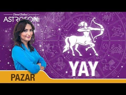 Astroloji - Yay burcu günlük yorumu 15 Kasım 2015