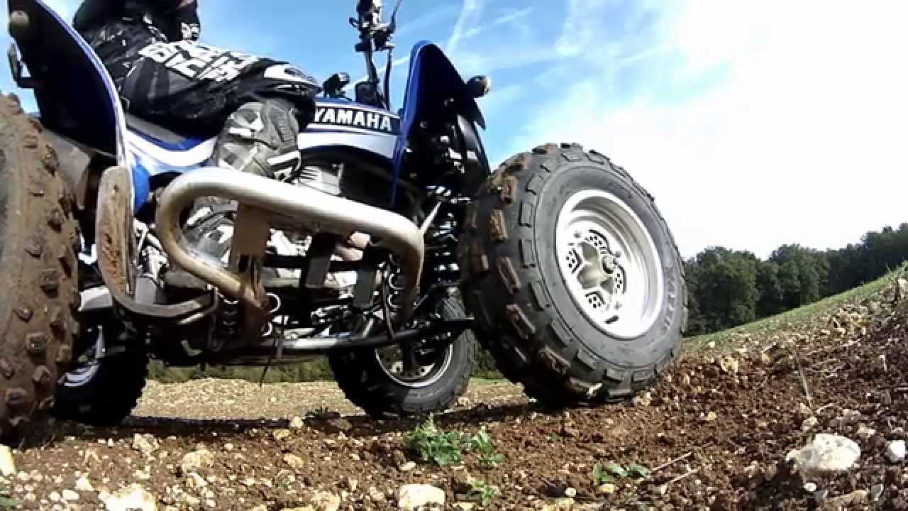 Quad Yamaha Raptor 250