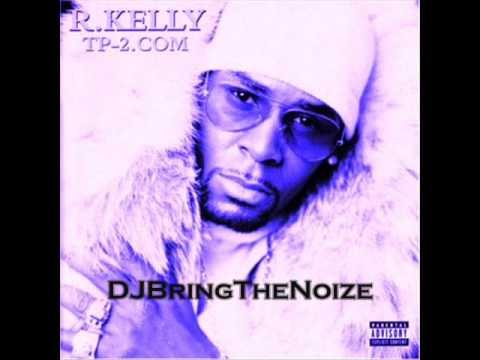 R.Kelly Feelin On Yo Booty Chopped and Screwed