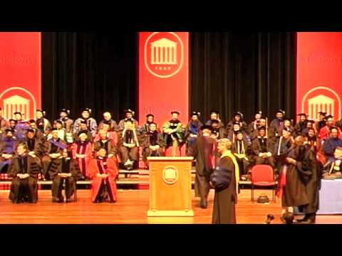 2012 University of MS Doctoral Hooding (Medium).mp4