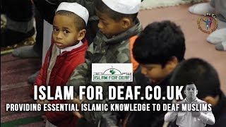 Islam for Deaf.co.uk | Providing Essential Islamic knowledge to Deaf Muslims