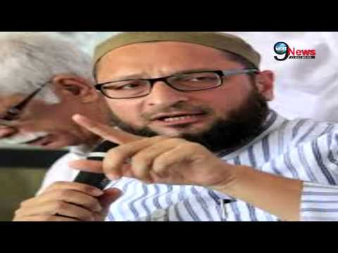 AIMIM President Owaisi Demands Reservation for Muslim in Maharashtra